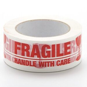 Stickum Handle with Care Fragile Tape 2 inch (48 mm)